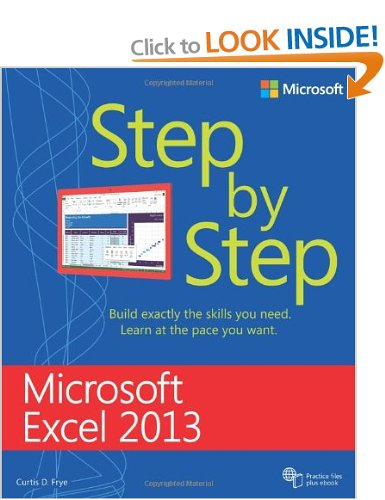 Excel Step by Step 2013