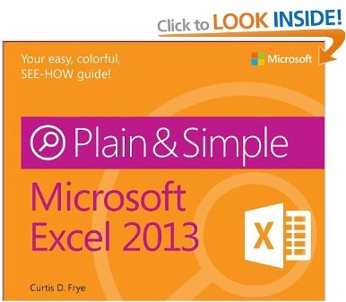Excel Plain & Simple 2013